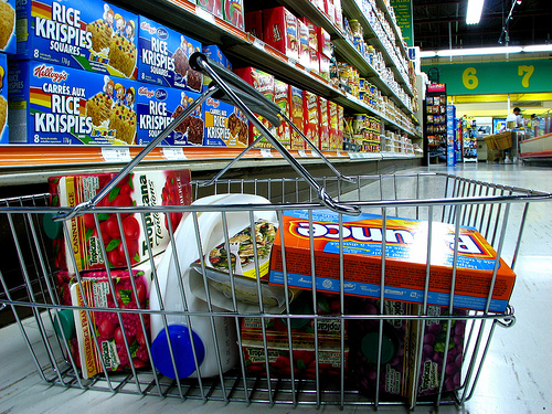 Stretch your grocery budget: shop at more than one store