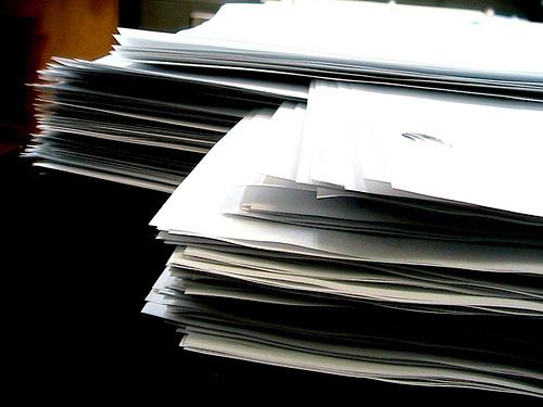 Decluttering paper 101