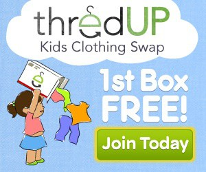 {EXPIRED} Free box of gently used kids clothes from thredUP