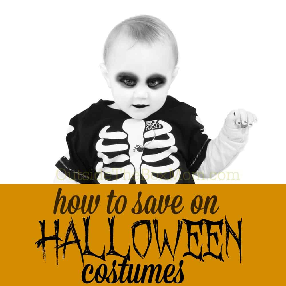 Halloween Costume Ideas for Less