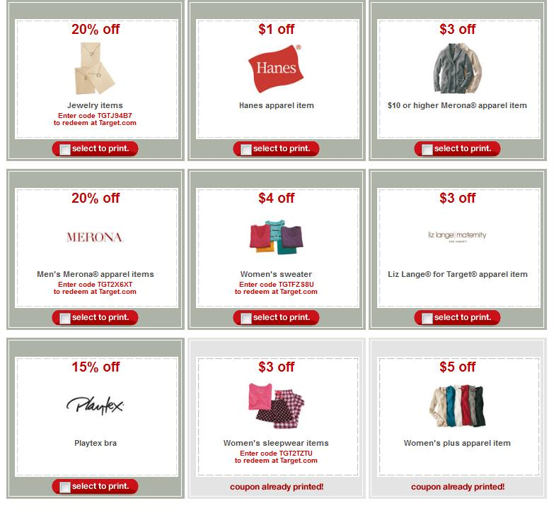 Style for Less: Target