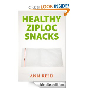 "40 Delicious ""On the Go"" Snack Recipes in a Ziploc Bag"