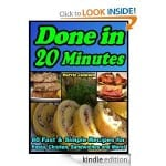 {Expired} Free ebook: Done in 20 Minutes: 60 Fast Recipes for Pasta, Chicken, Sandwiches and More (Quick & Simple Cooking)