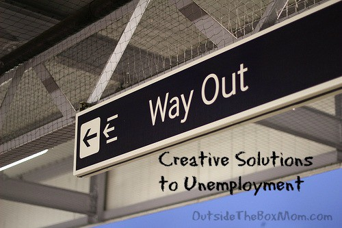 Find Your Way Out: Creative Solutions to Unemployment