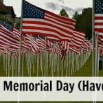 Activities for Memorial Day (Have a Staycation)