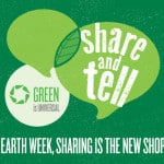 {CLOSED} NBC's Share and Tell Blog App (& A Green is Universal Giveaway)