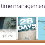 Time Management for Families Bundle – 5 ebooks for $7.40