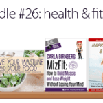 Health & Fitness Ebook Bundle – 5 ebooks for $7.40