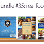 Real Food Ebook Bundle – 5 books for $7.40