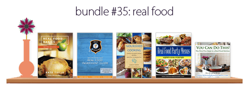Real Food Ebooks