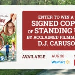 {CLOSED} Standing Up! (New Anti-Bullying Film) Autographed DVD Giveaway