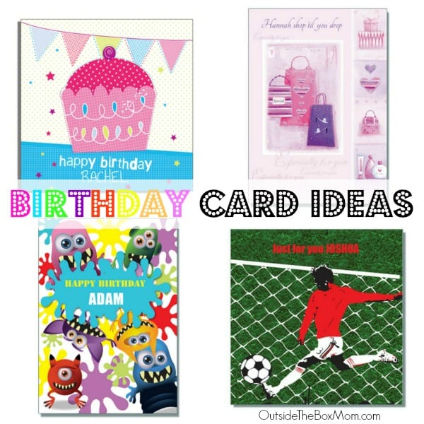 Paper Themes provides many birthday card ideas on their easy to use ...
