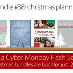 Christmas Planning Ebook Bundle  – 5 books for $7.40