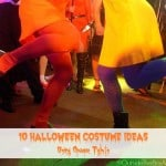 10 Women's Halloween Costume Ideas with Opaque Tights