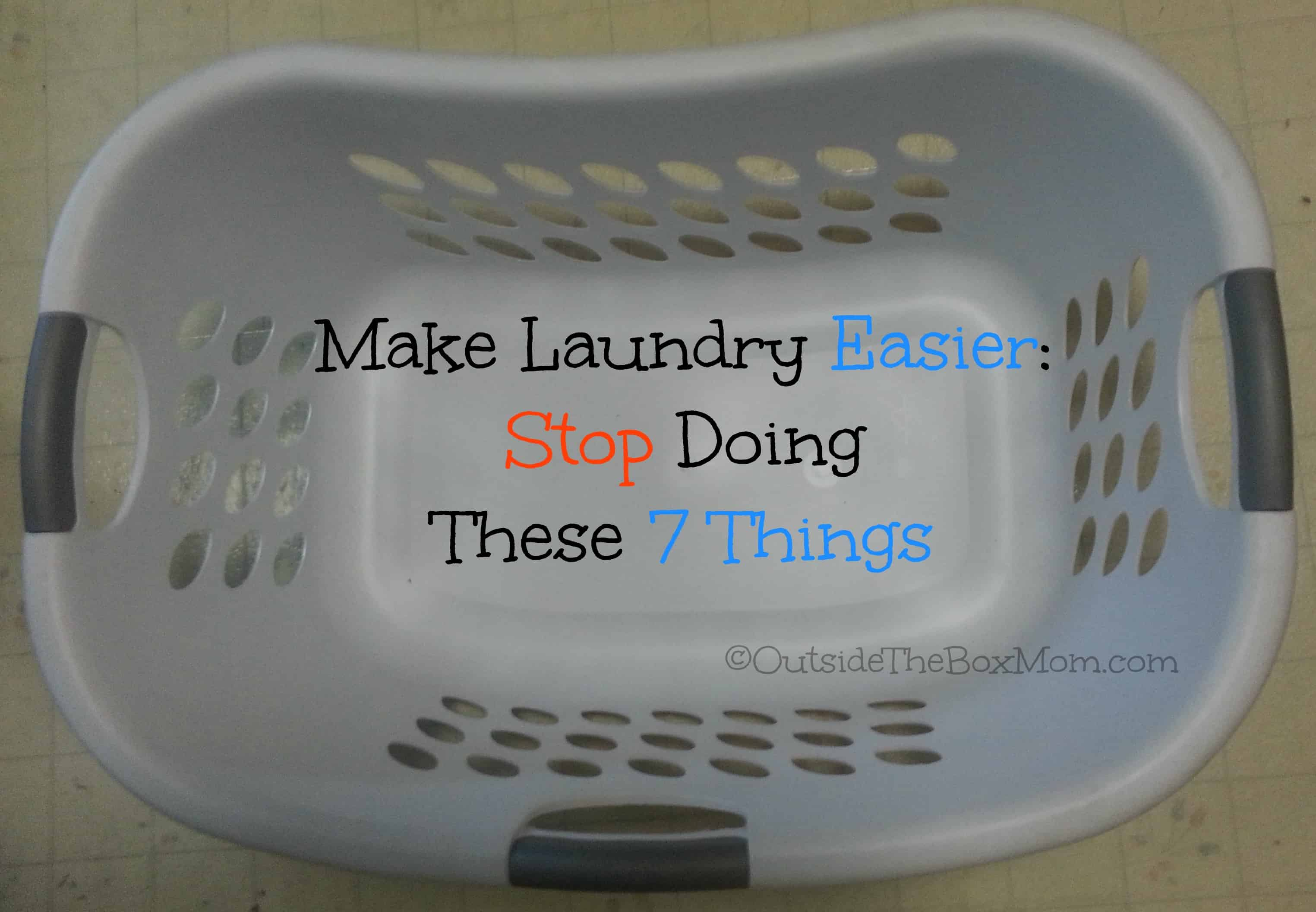 make-laundry-easier