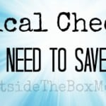 Eight Critical Checklists You Need to Save Time