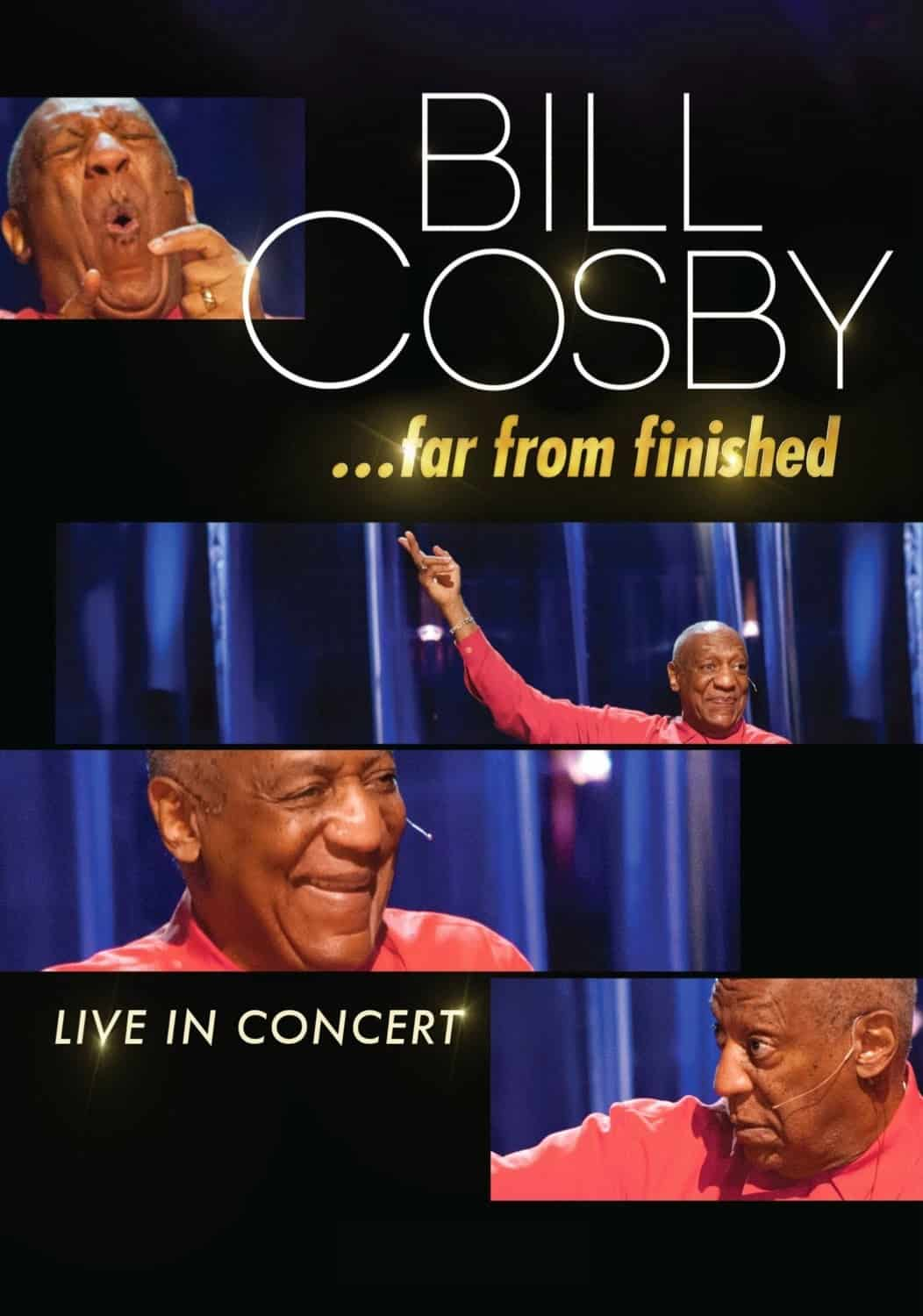 Bill cosby far from finished