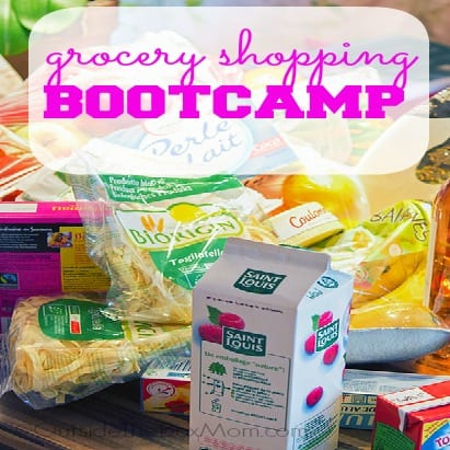Grocery Shopping Bootcamp (You Know You Need It!)
