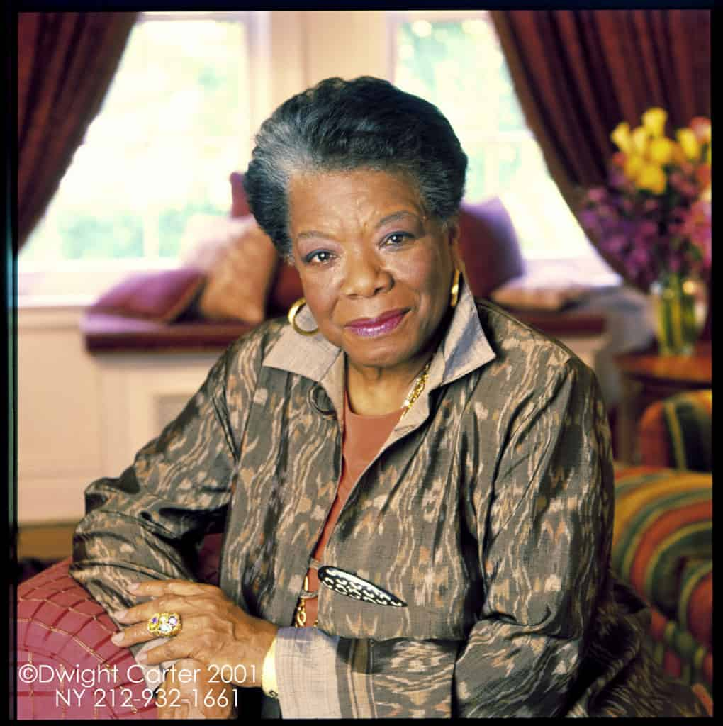 Advice About Motherhood Inspired by Dr. Maya Angelou