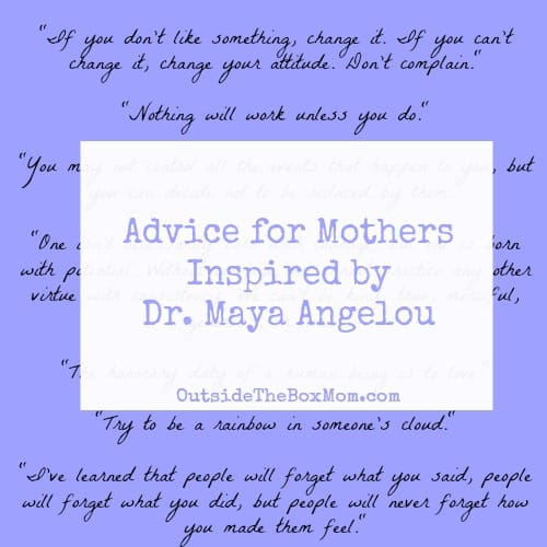maya angelou the mothering blackness In poems of maya angelou and audre lordre agung suhadi, kiagus   celebrates her blackness, which reflects her personal relationship with the  society.