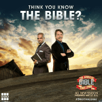The American Bible Challenge #Giveaway