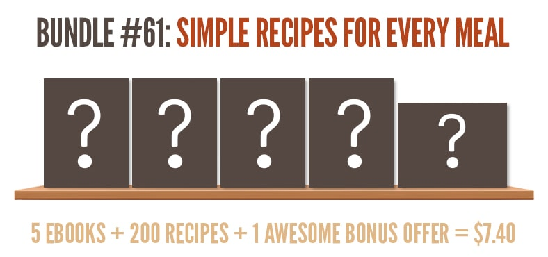 Simplify Meal Time E-Book Bundle