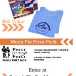 First Things First Family Prize Pack Giveaway