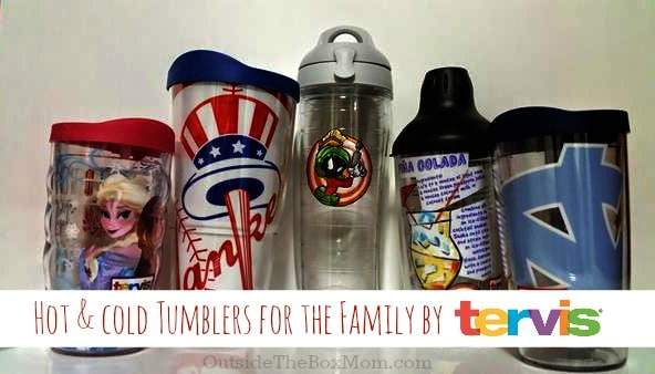 Make Routines More Fun With Hot and Cold Tumblers from Tervis