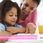 4 Parent Tips for a Great School Year