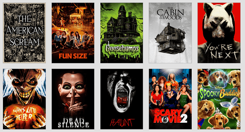 Halloween Movies on #Netflix