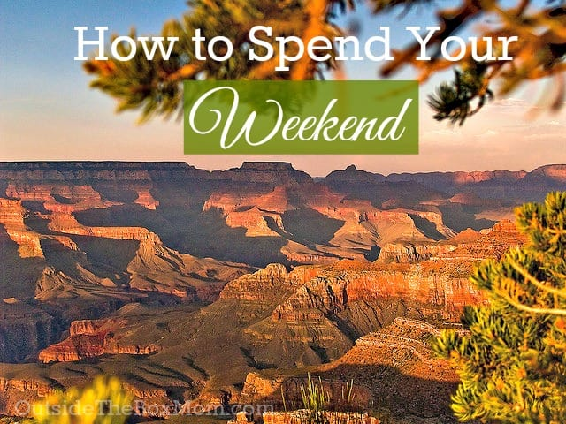 Learn what you are doing wrong on the weekends and what you should be doing instead.