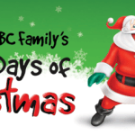 ABC's 25 Days of Christmas Schedule