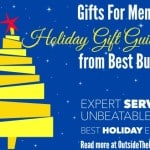 Gifts For Men: Holiday Gift Idea from @BestBuy