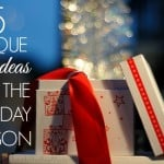 5 Unique Gift Ideas For The Holidays