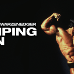 "Schwarzenegger ""Pumping Iron"" Giveaway {Post-Holiday Gift for the Man in Your Life}"