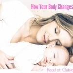 How Moms Change After Childbirth #Underwareness #DropYourPants