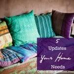 5 Updates Your Home Needs in 2015