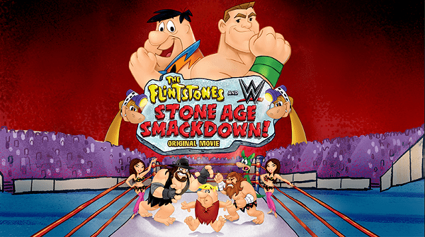 The Flintstones & WWE: Stone Age SmackDown Review & Giveaway