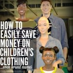 Clothing Children Inexpensively