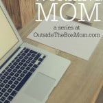 A Day in the Life of a Working Mom Series