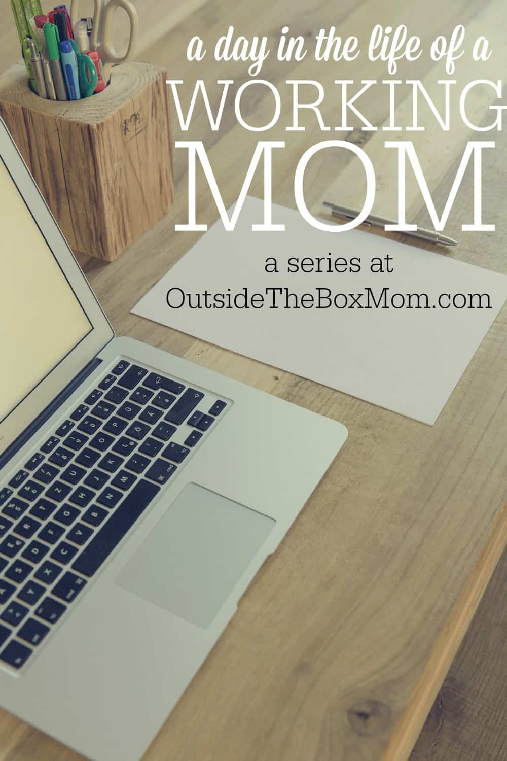 Have you ever wondered what a day in the life of another working mom is like? Every day this month, I will be featuring an interview with a working mom just like you.