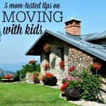 Tips on Moving With Kids