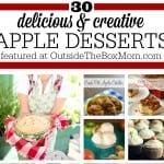 30 Delicious & Creative Apple Dessert Recipes