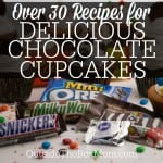 Over 30 Recipes for Delicious Chocolate Cupcakes