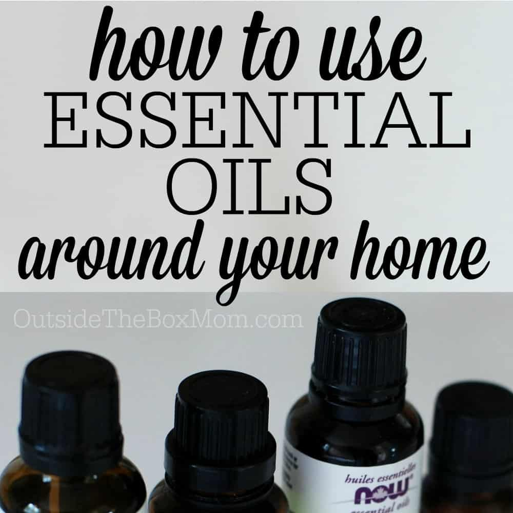 Essential oils seem to be everywhere these days, but knowing how to use them can leave you clueless. If you've been curious about essential oils and how to use them, don't miss this super informative post about the ways to use essential oils in your home.