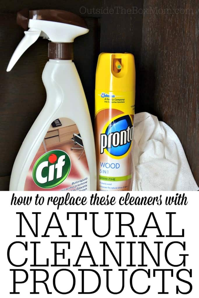 Money Saving Natural Clean Products