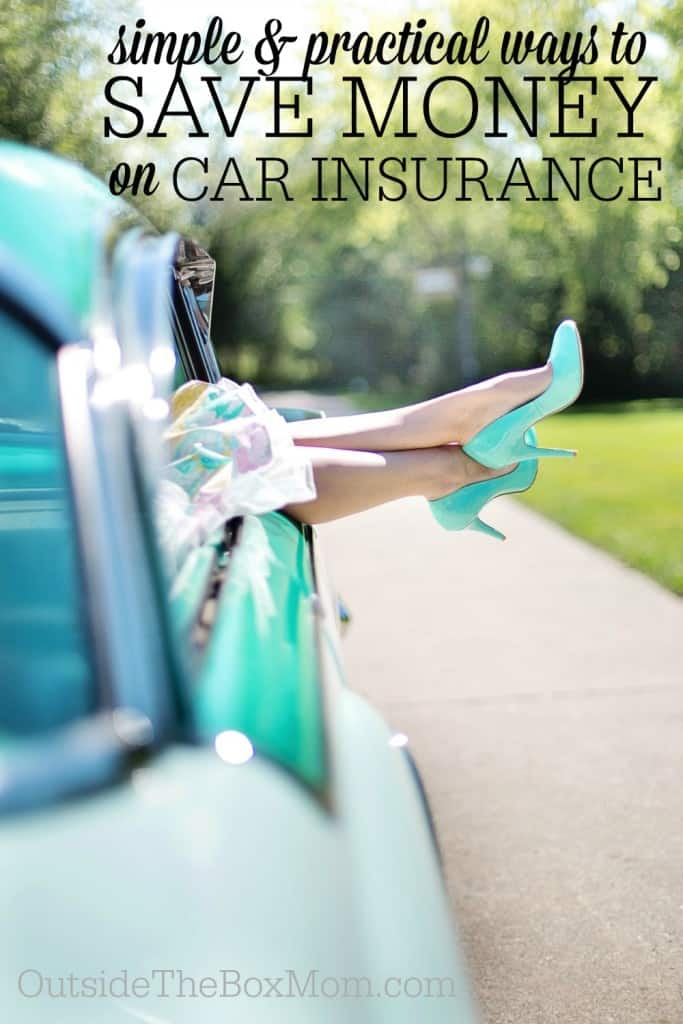 Would you like to reduce expenses in your monthly budget? Cut your car insurance bill once, and the savings is repeated — automatically — month after month. Here are Six Simple & Practical Ways to Save Money on Car Insurance.