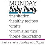Motivation Monday Linky Party #205