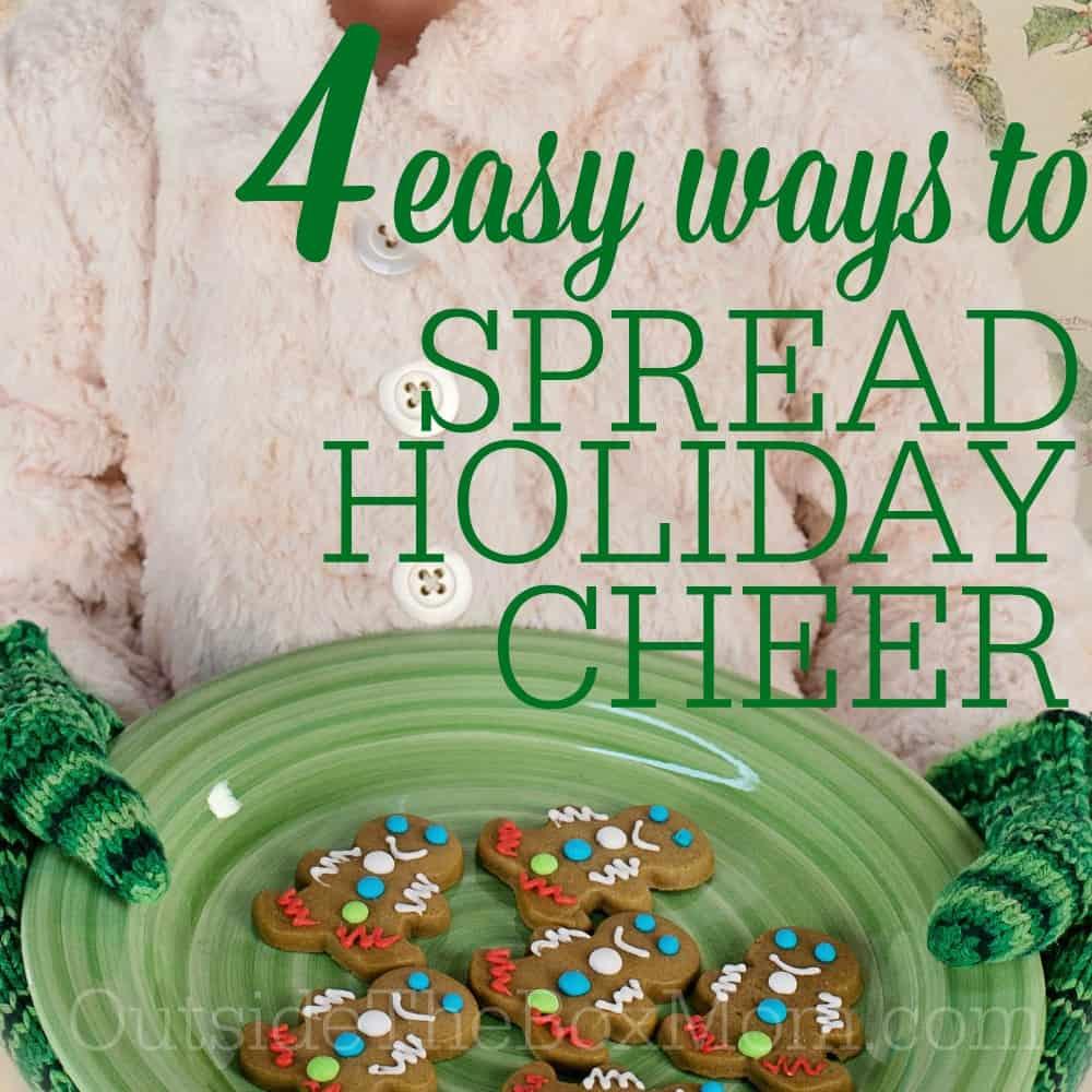 4 Rewarding Ways to Spread Holiday Cheer