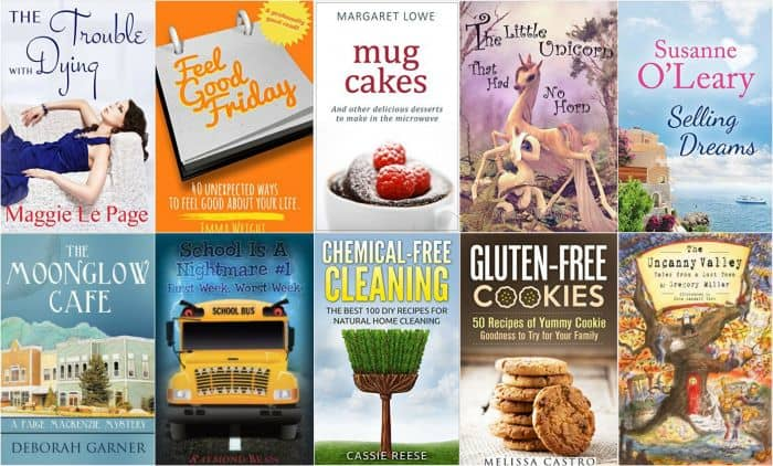 Free Kindle Ebooks – 2/8/16